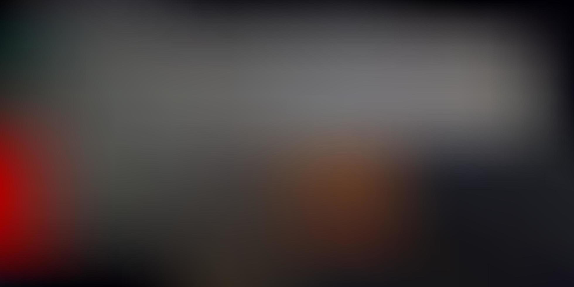 sfondo sfocato grigio scuro. vettore