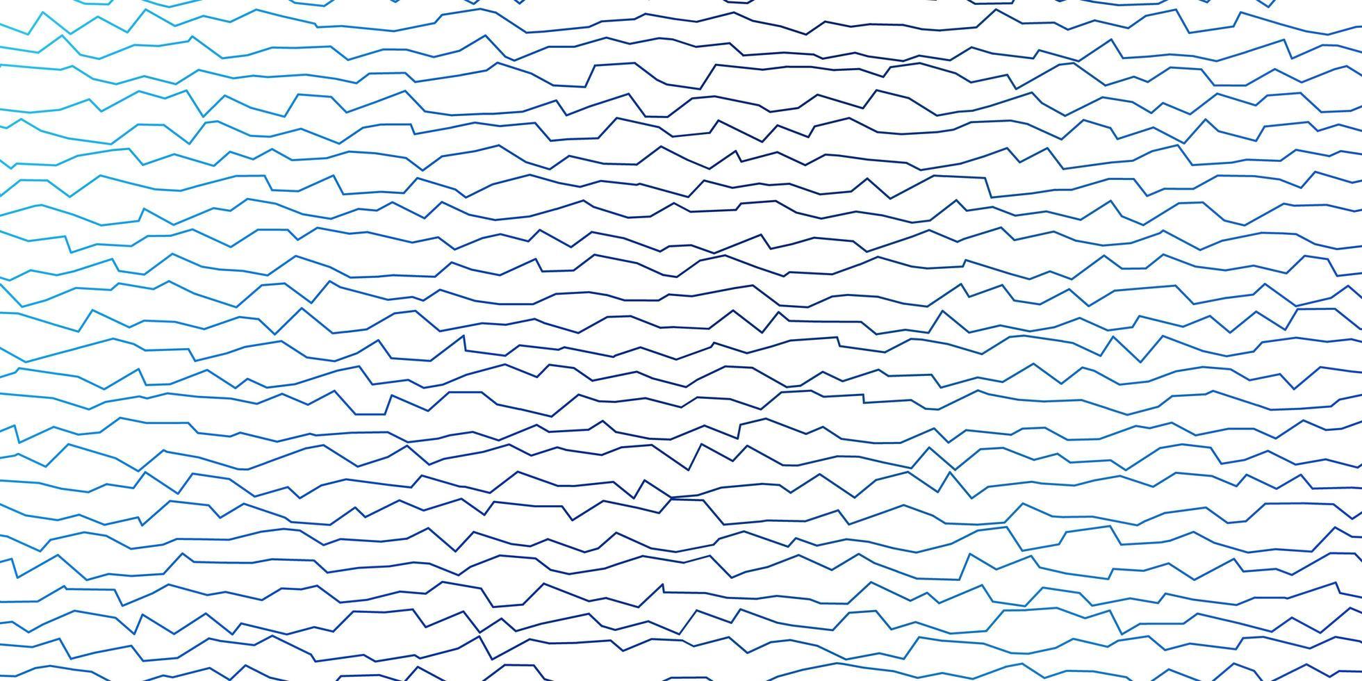 trama blu con arco circolare. vettore