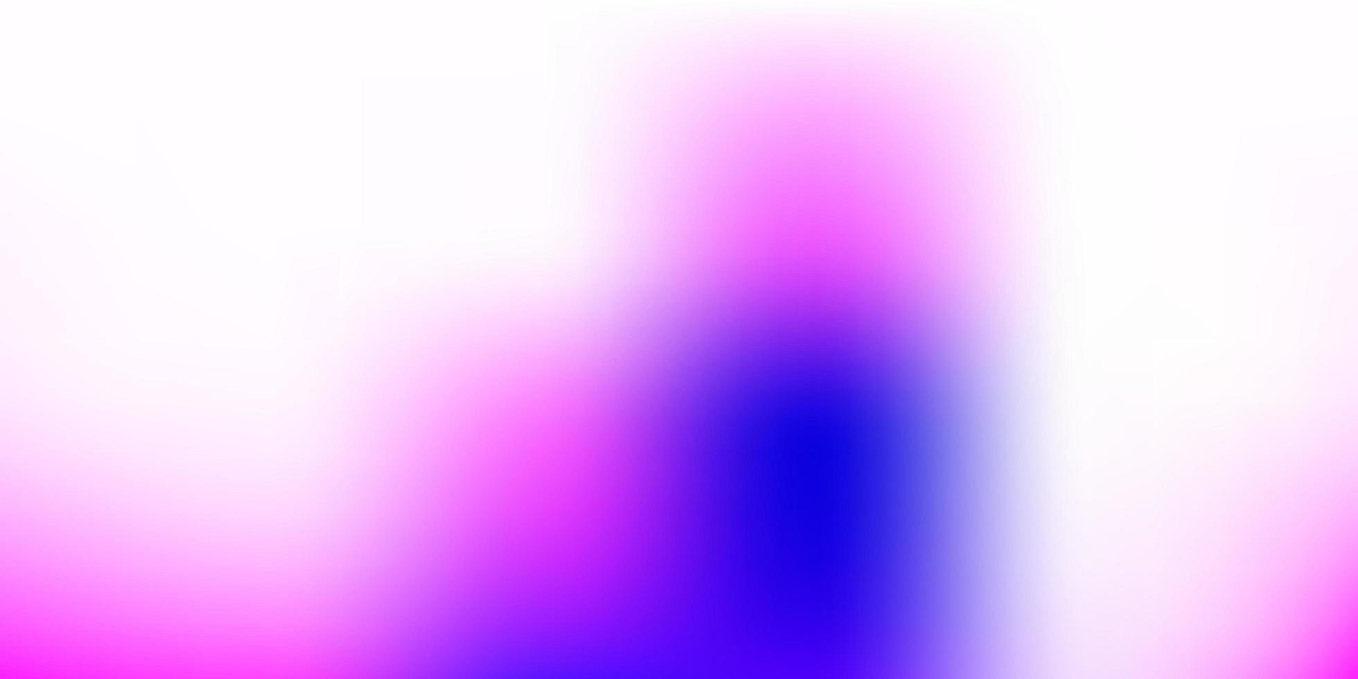 sfondo sfocato sfumato viola chiaro, rosa. vettore