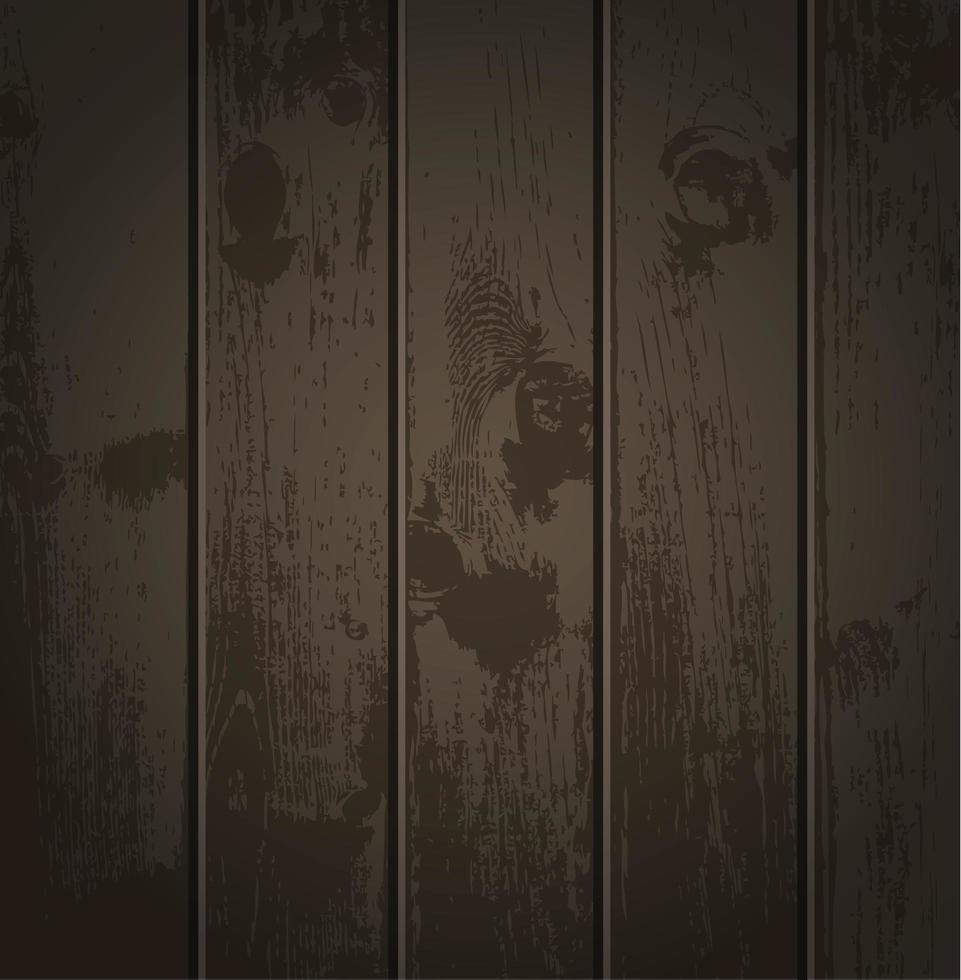 sfondo del pannello di legno vettore