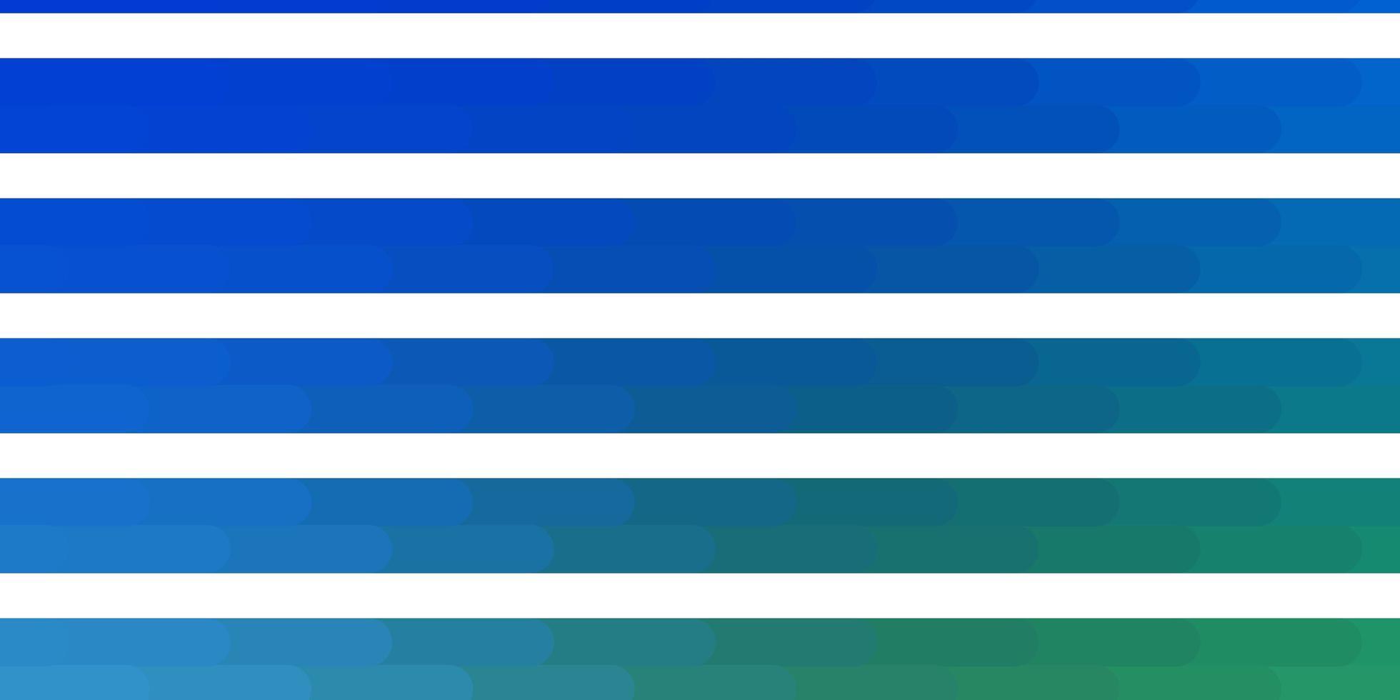 struttura di vettore blu chiaro, verde con linee.