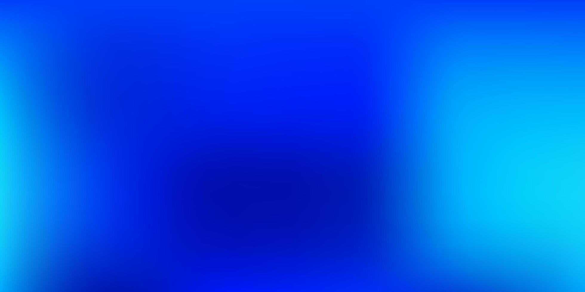 sfondo sfocato vettoriale blu scuro.