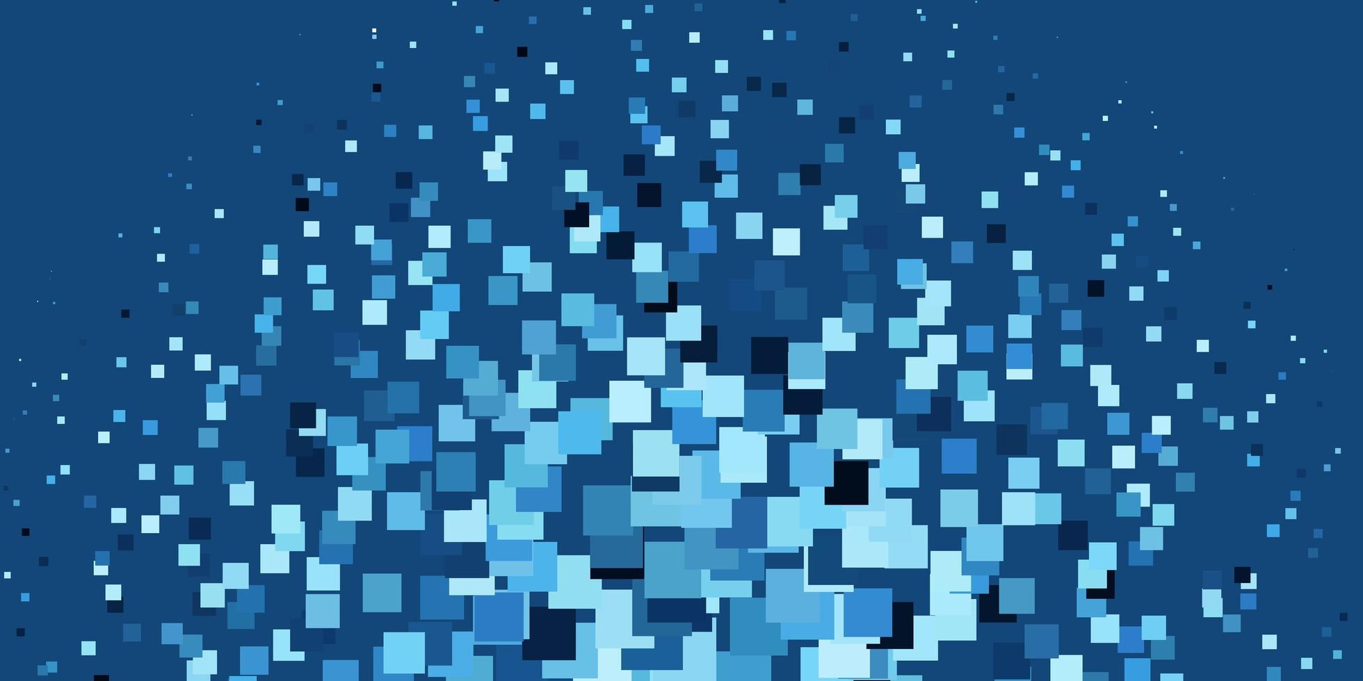 sfondo vettoriale blu chiaro in stile poligonale.