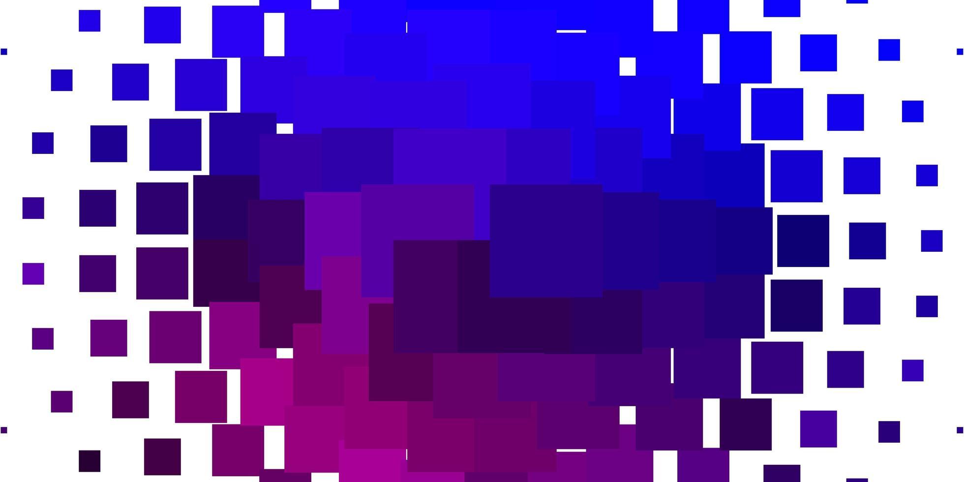 sfondo vettoriale azzurro, rosso con rettangoli.