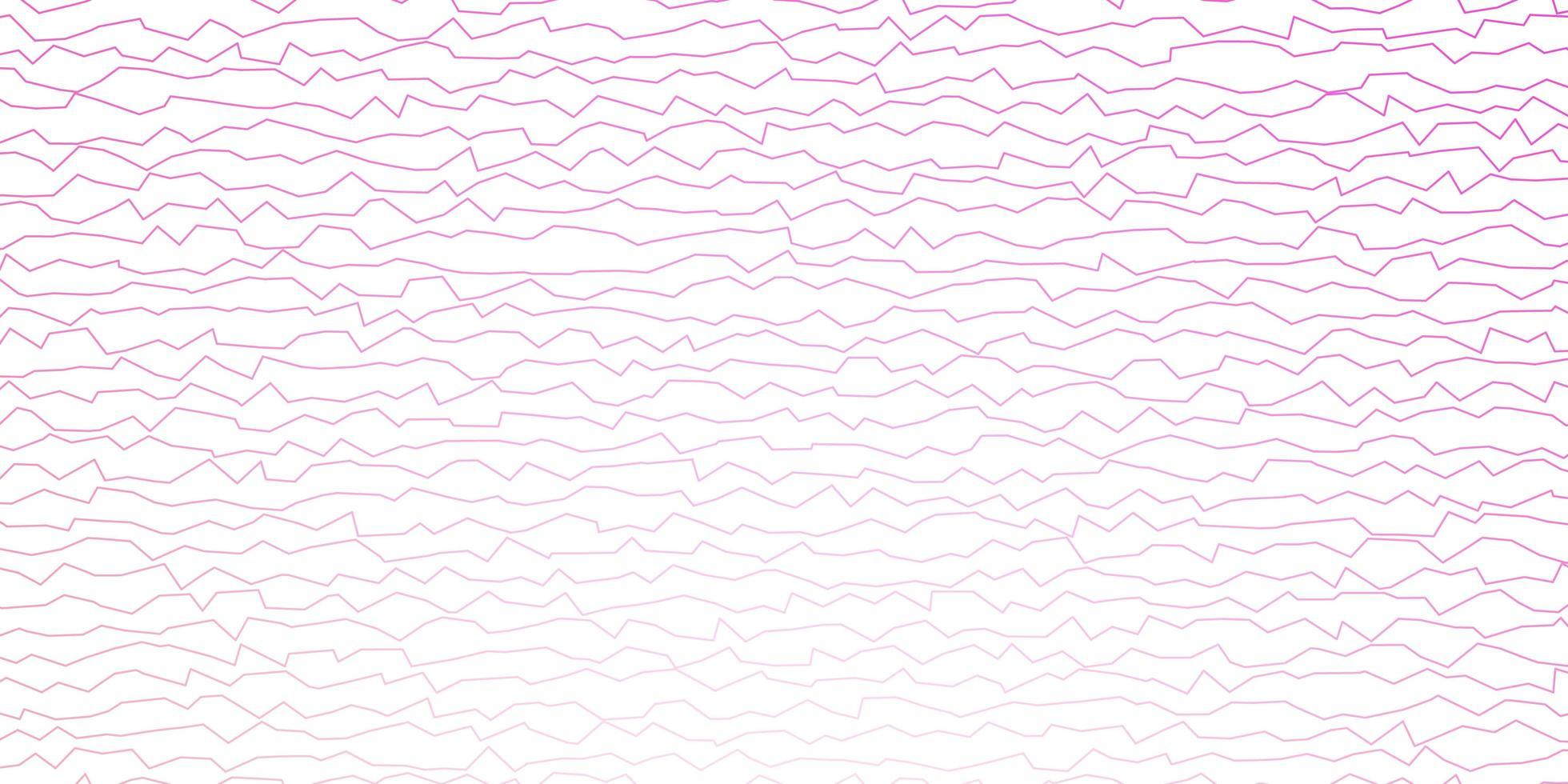 layout vettoriale rosa scuro con arco circolare.