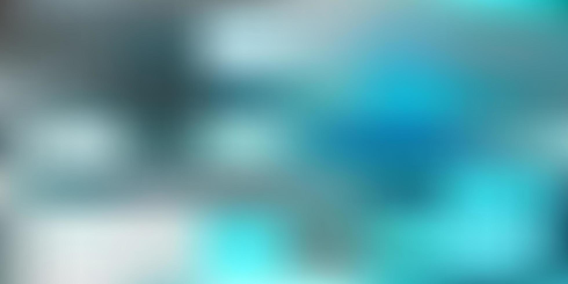 sfondo sfocatura astratta vettoriale blu chiaro