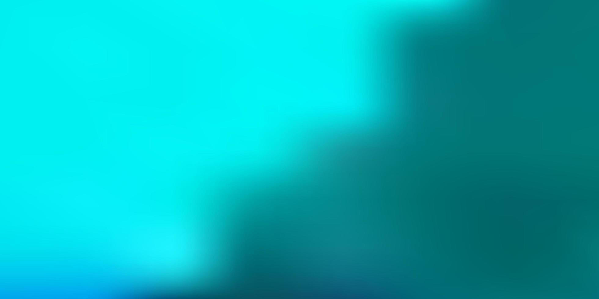 sfondo sfocatura astratta vettoriale blu chiaro.