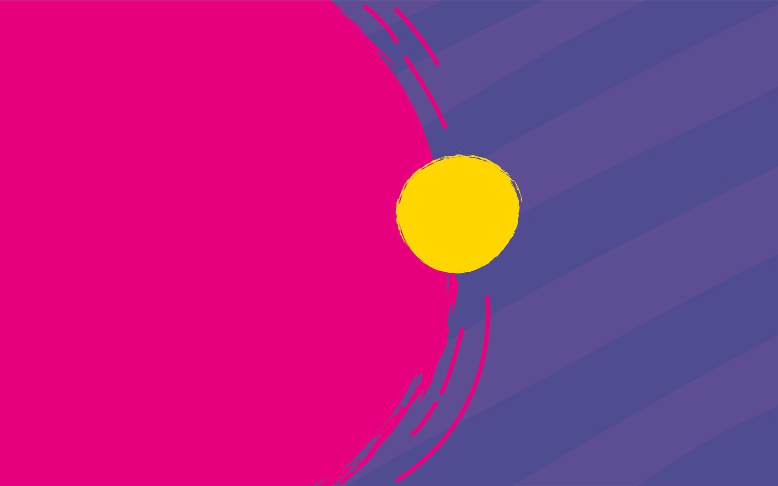 banner di vendita colori poster icona vettore
