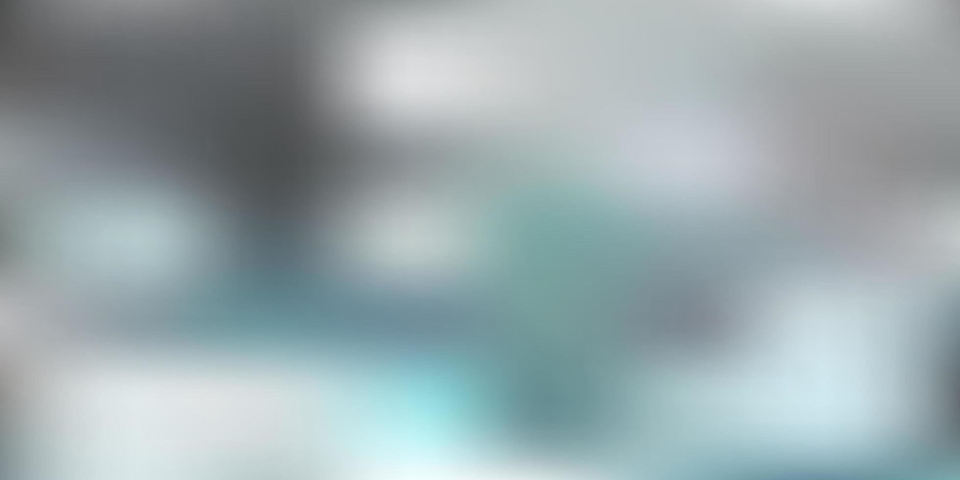 modello di sfocatura astratta vettoriale blu chiaro.