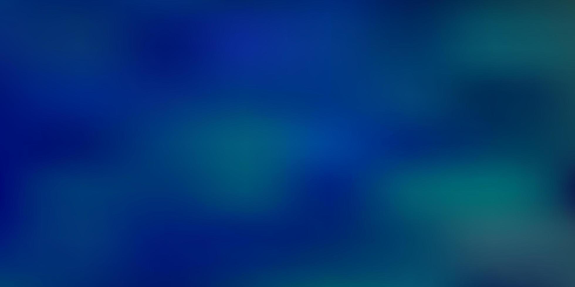 sfondo sfocato vettoriale blu chiaro.