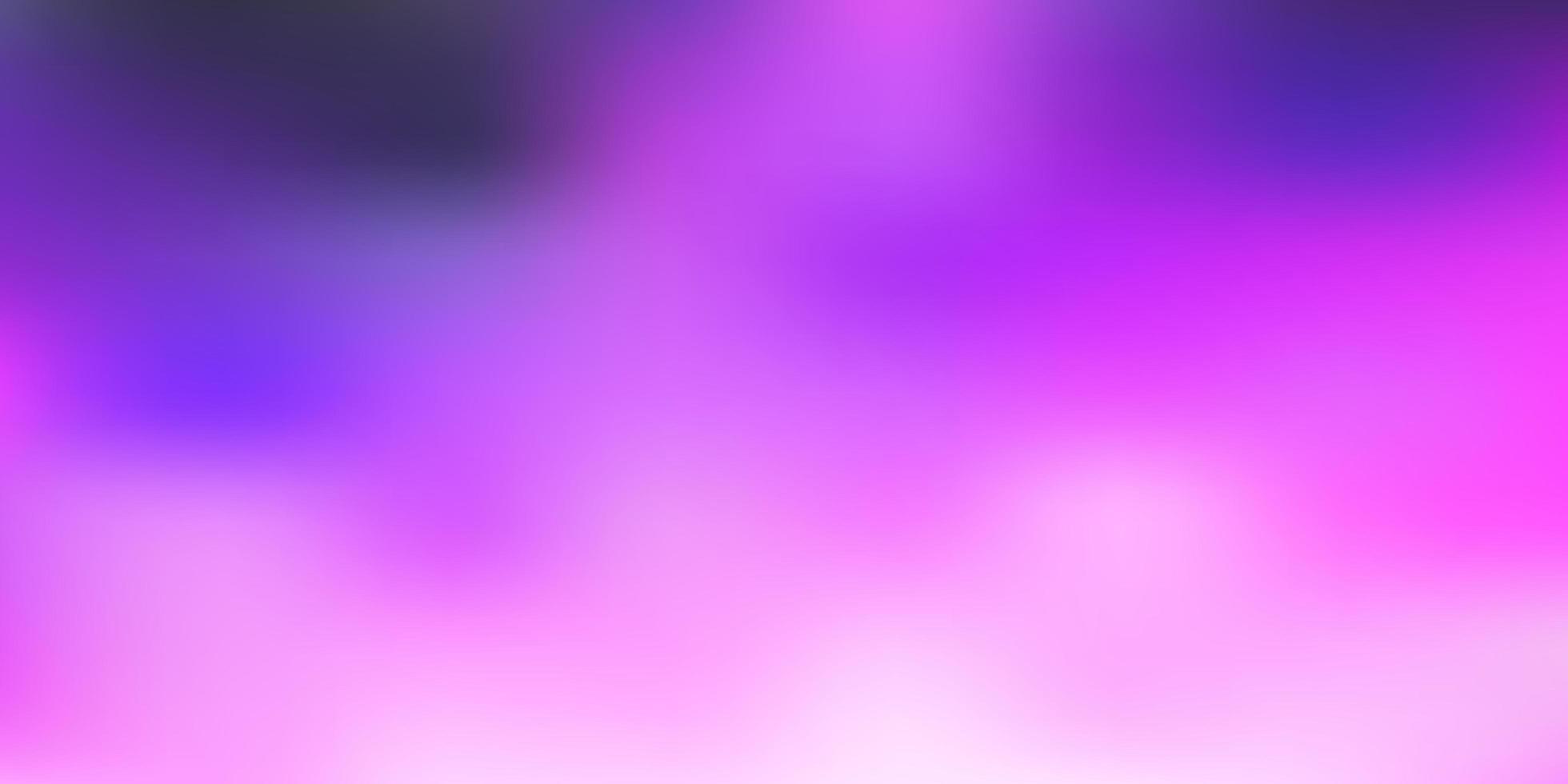 sfondo sfocato vettoriale viola chiaro.