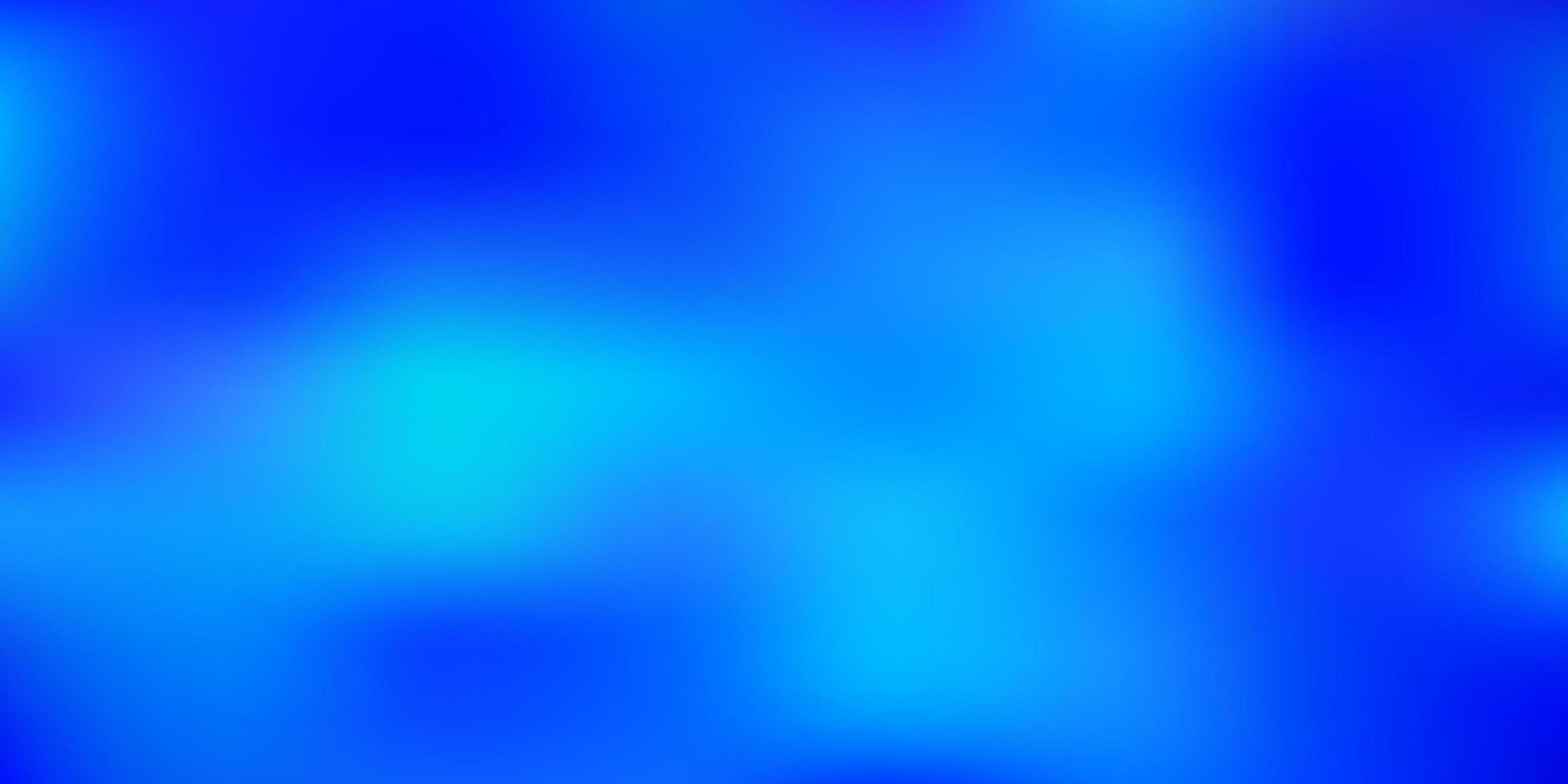 disegno di sfocatura gradiente vettoriale blu chiaro.