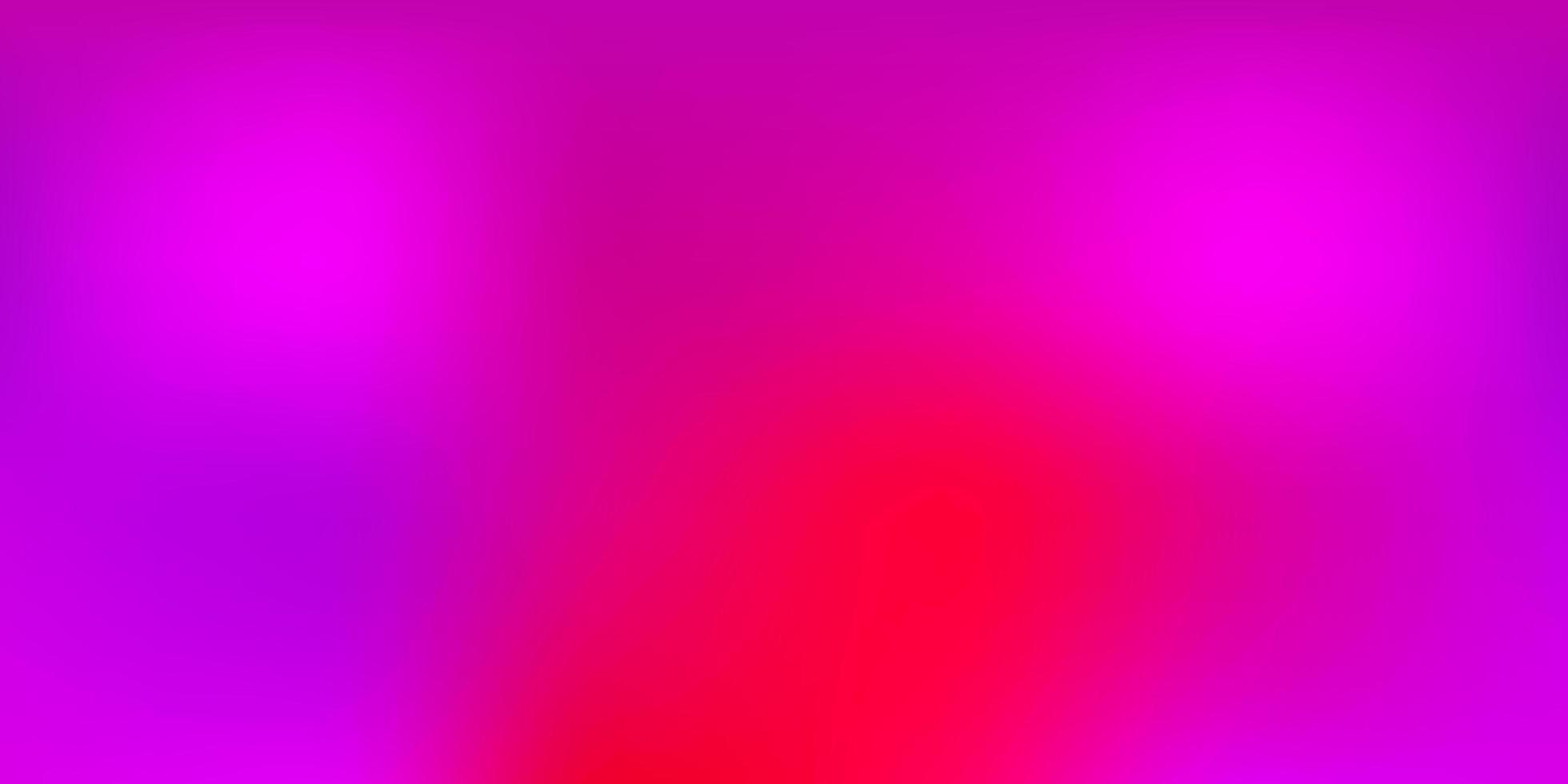 sfondo sfocato vettoriale viola scuro, rosa.