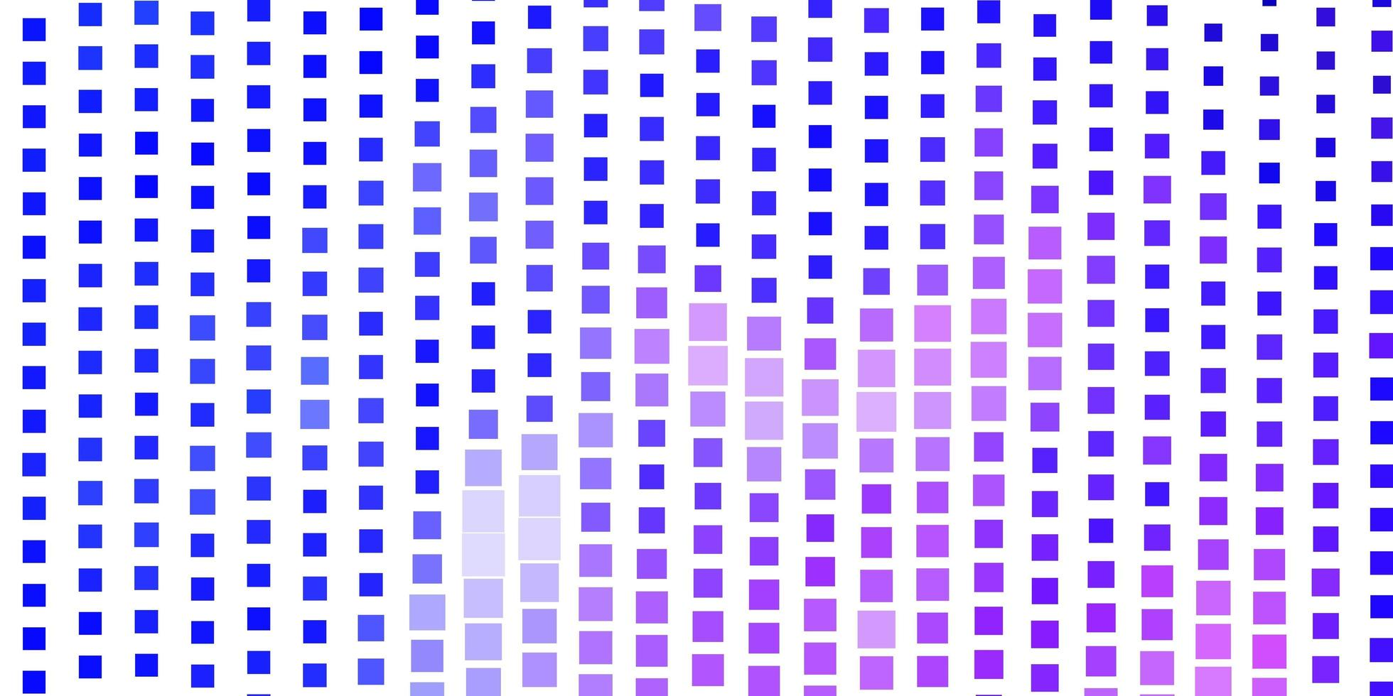 modello vettoriale rosa chiaro, blu in stile quadrato.