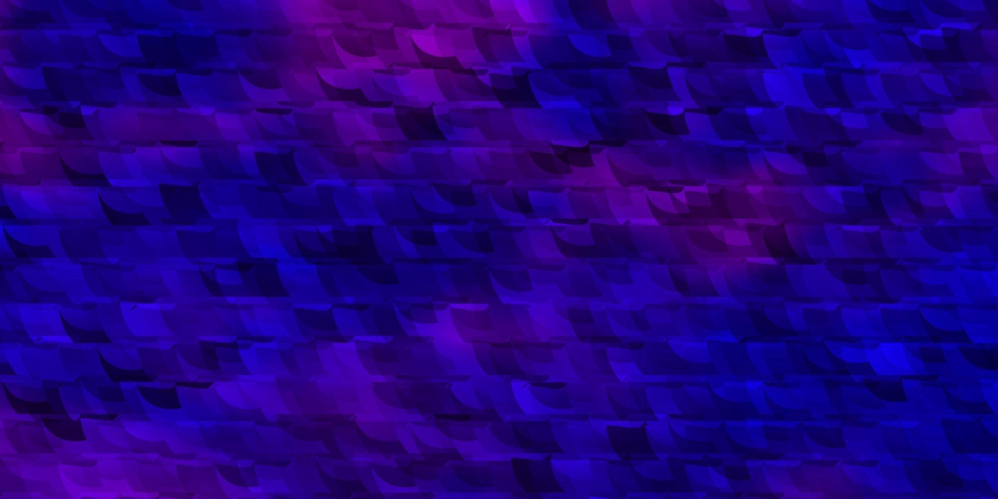 texture vettoriale viola chiaro con stile triangolare.