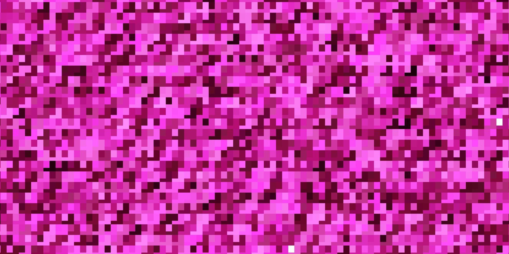 layout vettoriale rosa chiaro con linee, rettangoli.