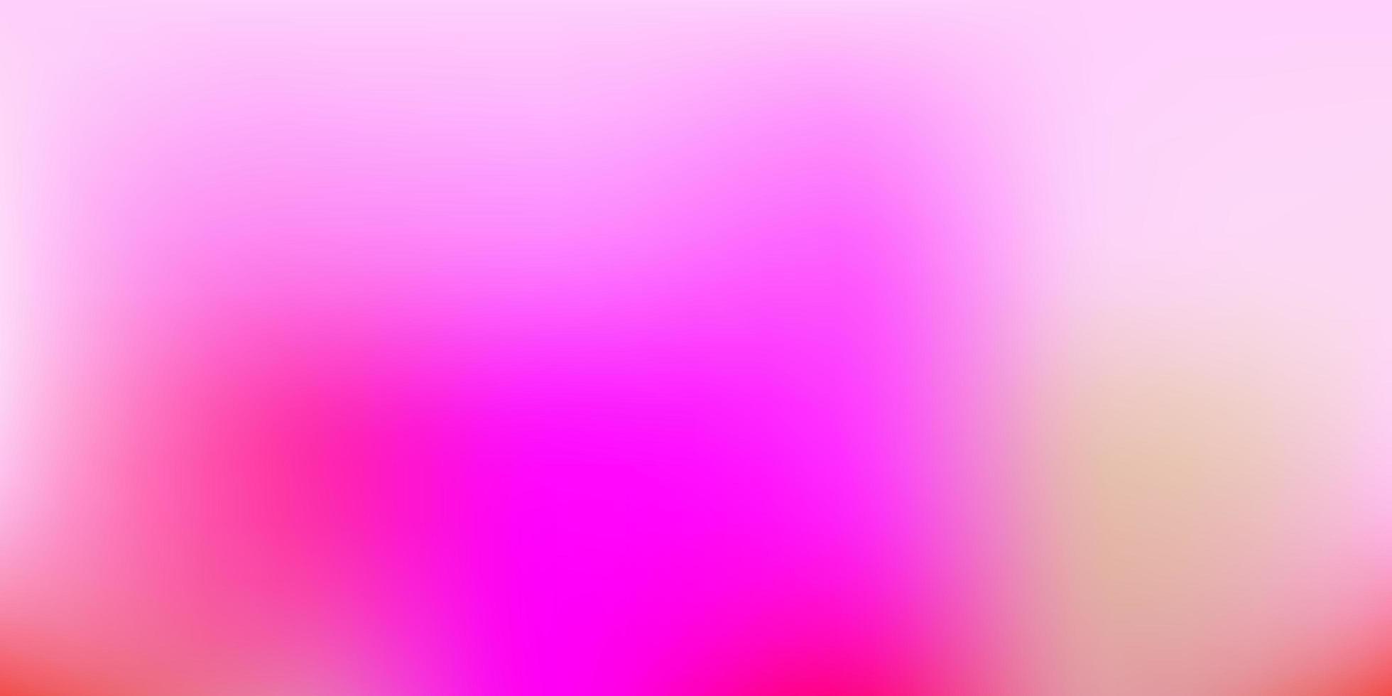 rosa chiaro, verde vettoriale astratto sfocatura dello sfondo.
