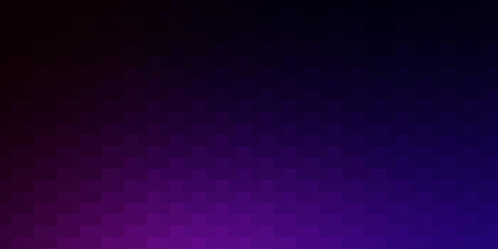 modello vettoriale rosa scuro in rettangoli.