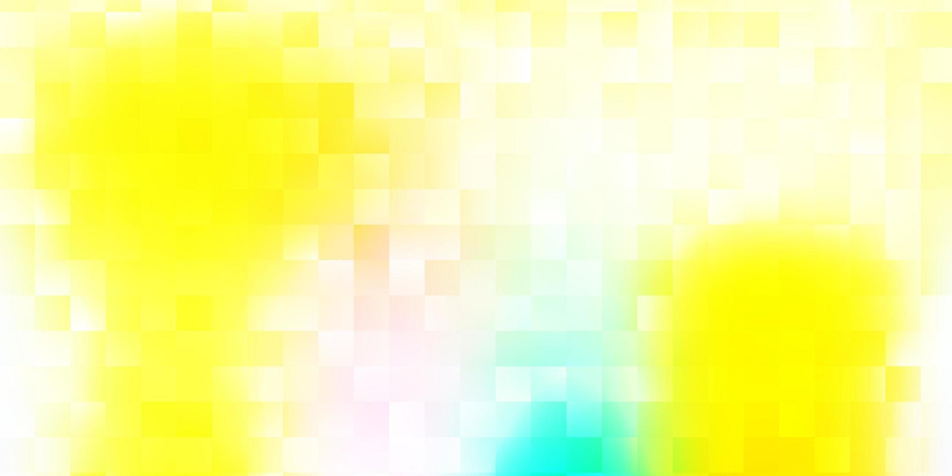 sfondo vettoriale multicolore chiaro con forme caotiche.