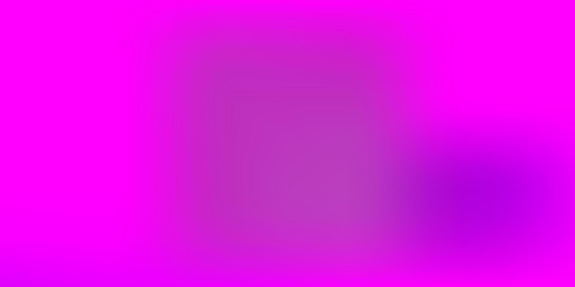 disegno di sfocatura sfumata vettoriale rosa chiaro.