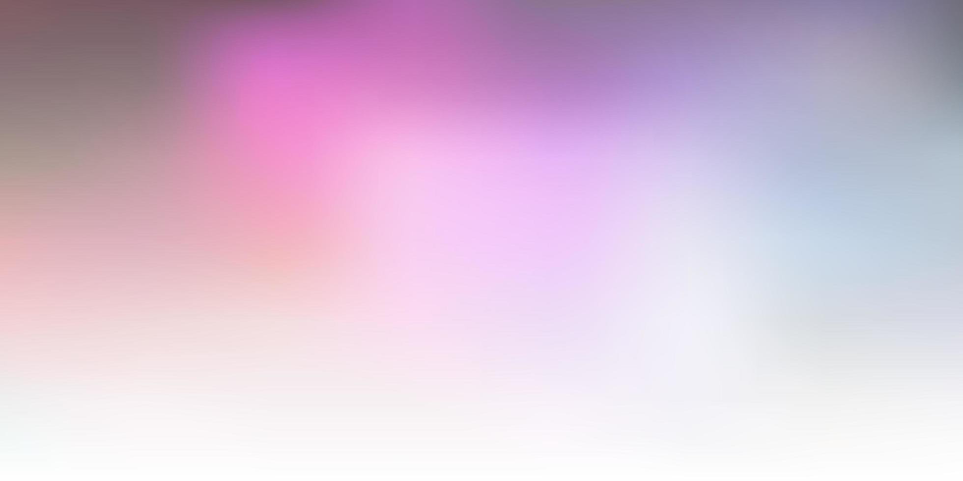 sfondo sfocato vettoriale rosa scuro, verde.