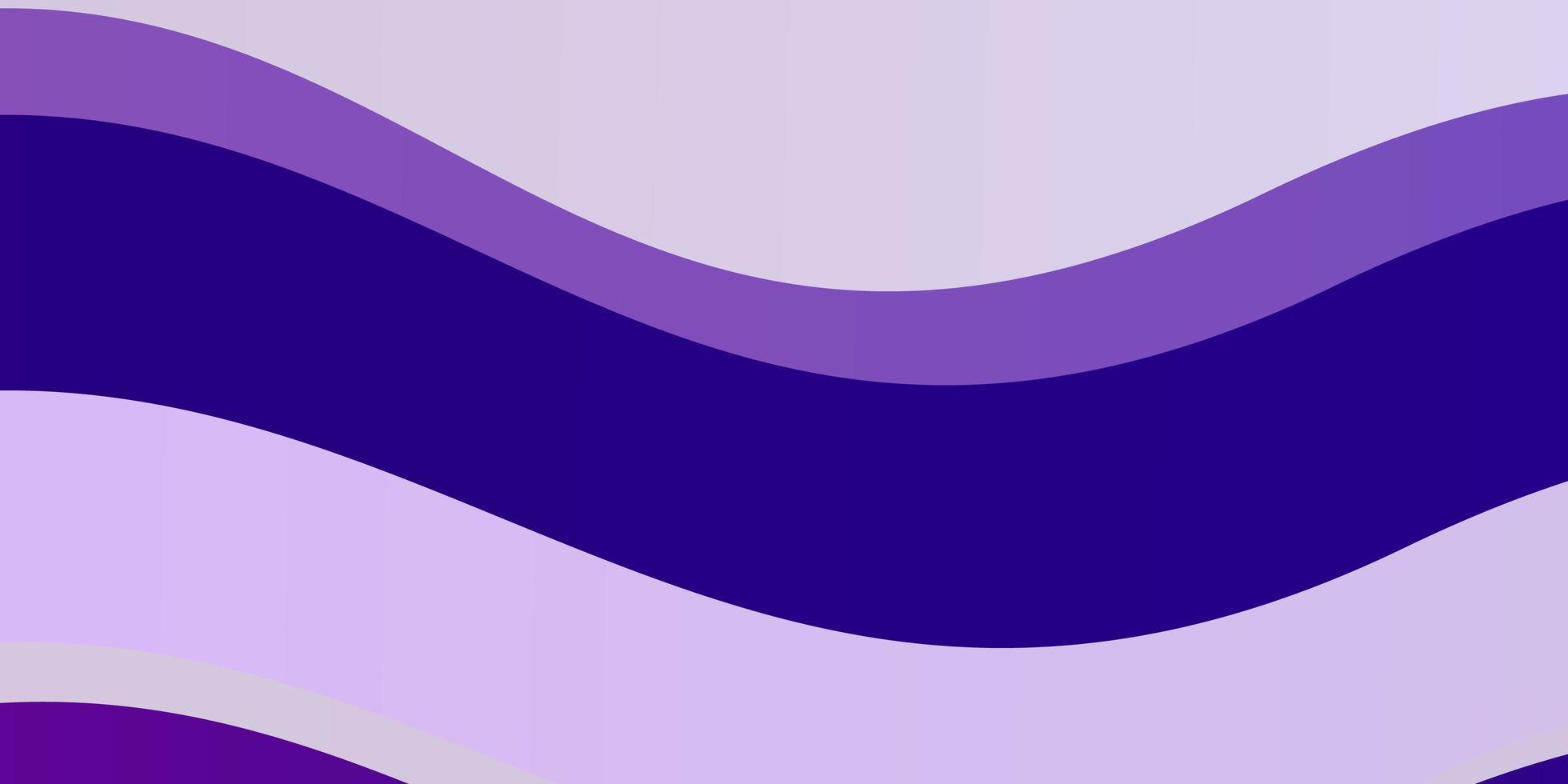 sfondo vettoriale viola chiaro, rosa con fiocchi.
