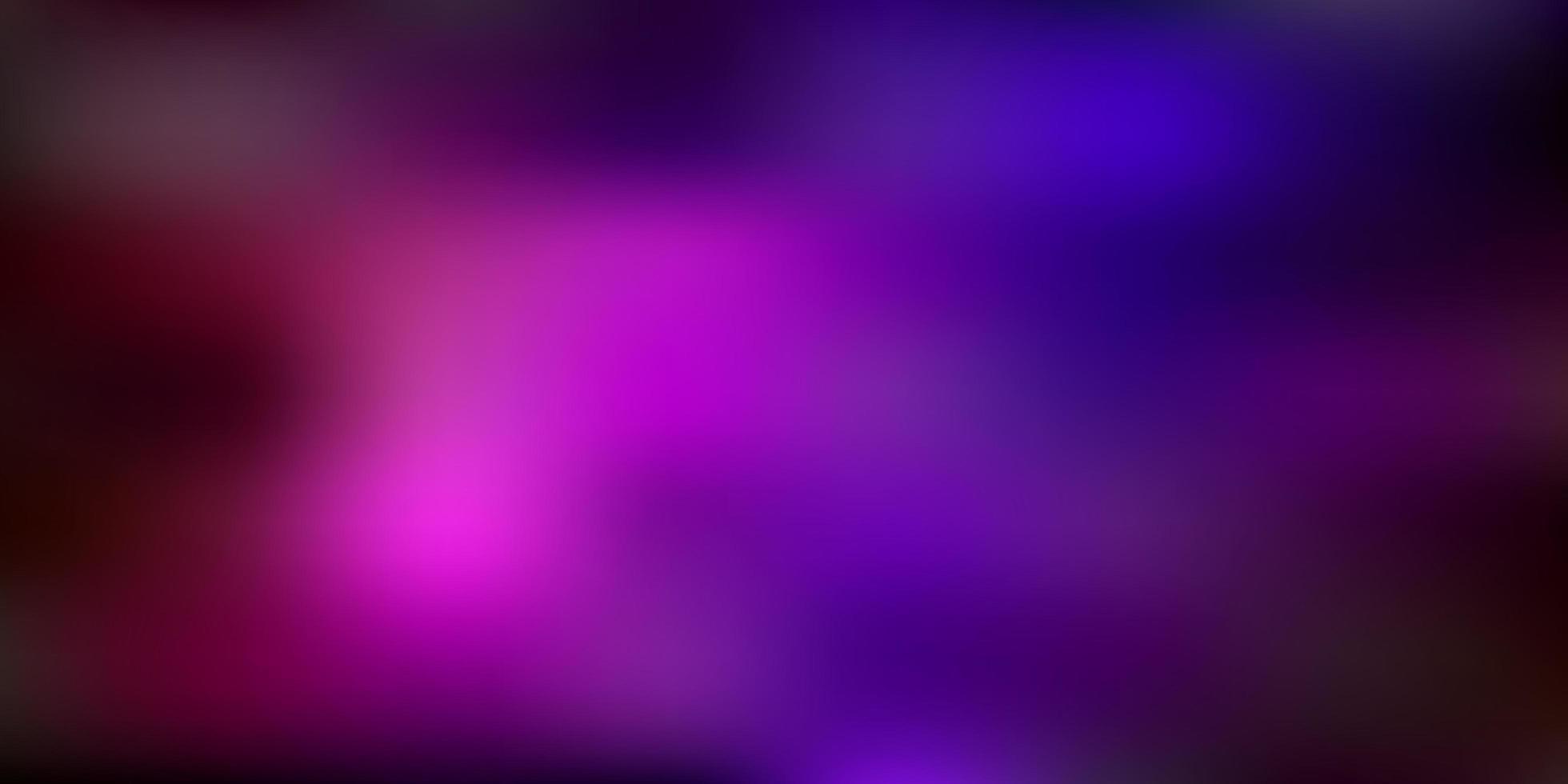 disegno di sfocatura gradiente vettoriale blu scuro, rosso.