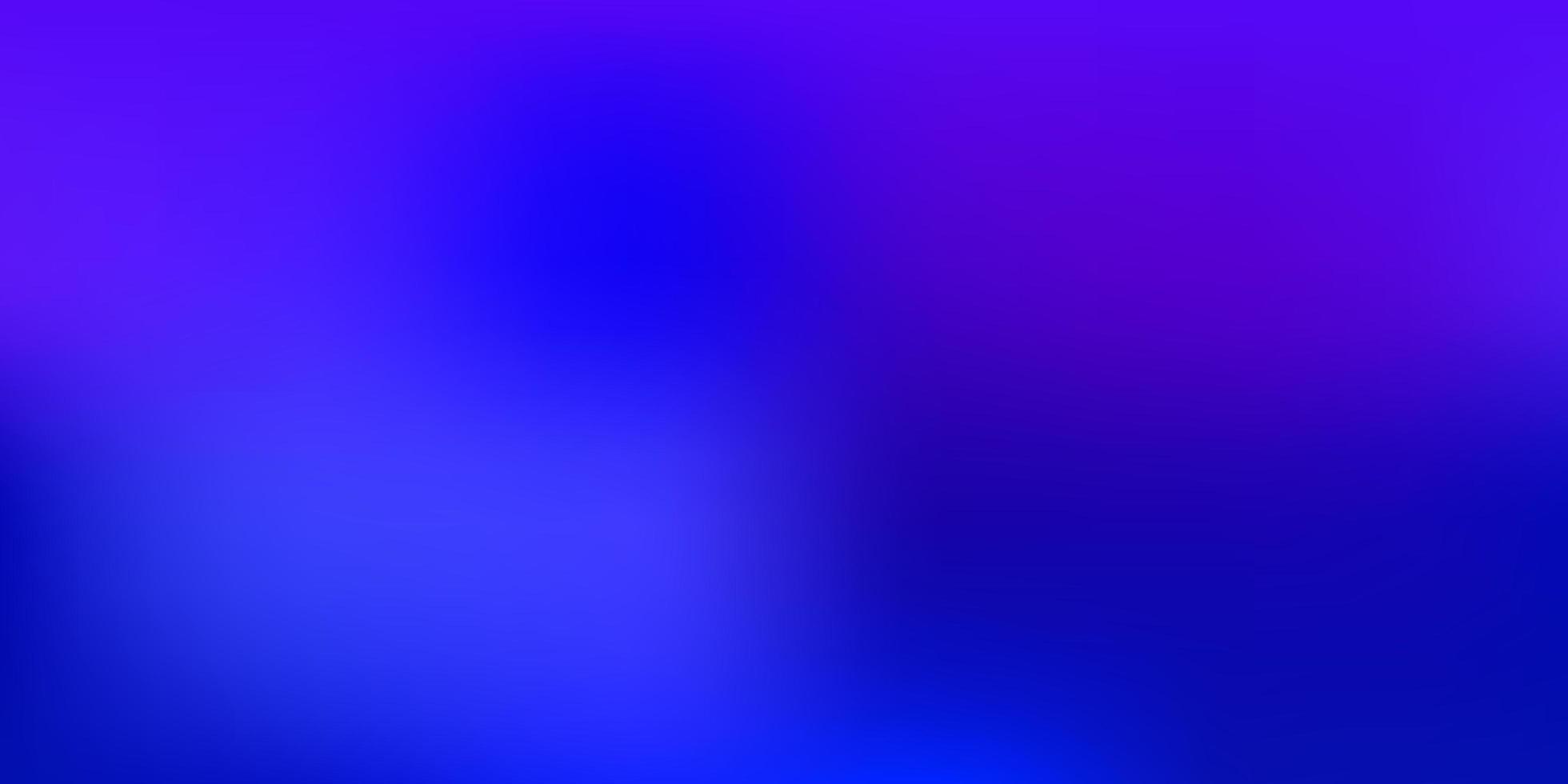 rosa scuro, blu vettore astratto sfocatura texture.