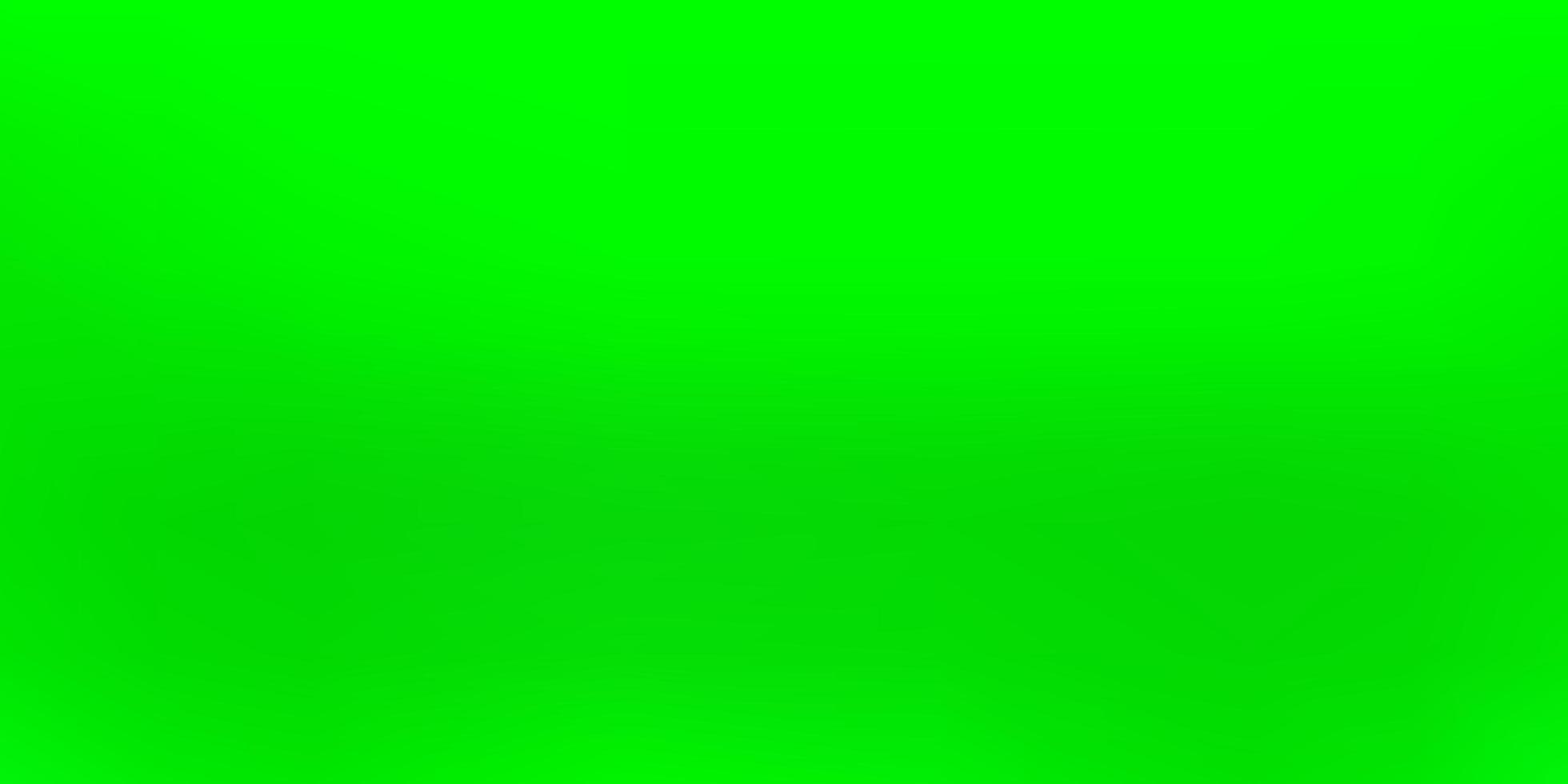 modello di sfocatura vettoriale verde scuro.