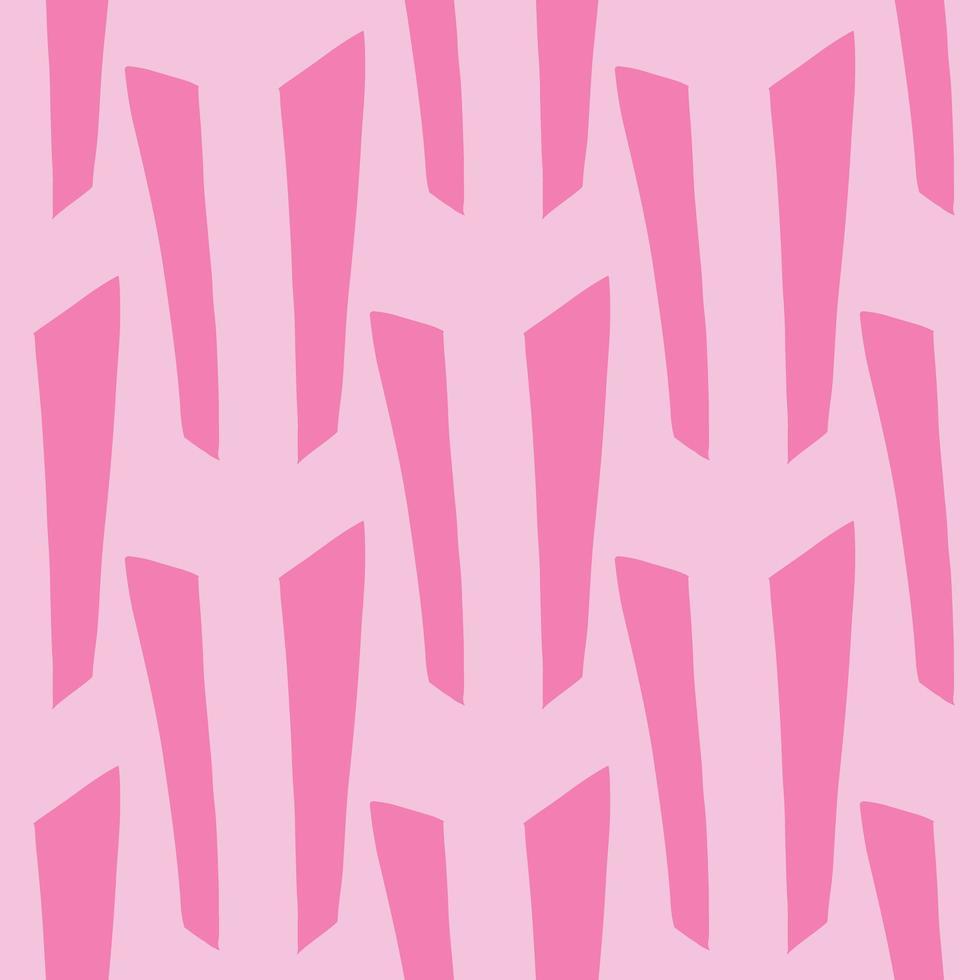 vettore seamless texture di sfondo pattern. disegnati a mano, colori rosa.