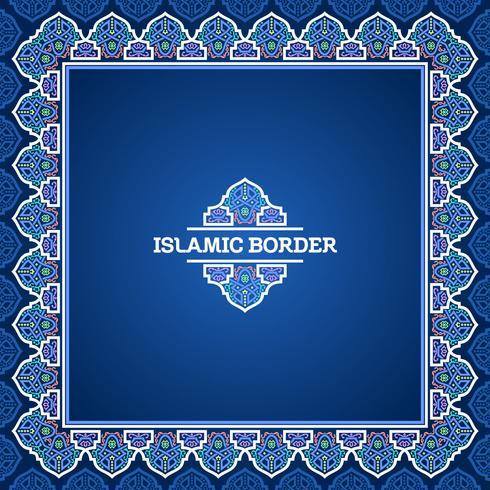 Vettore di confine islamico turco