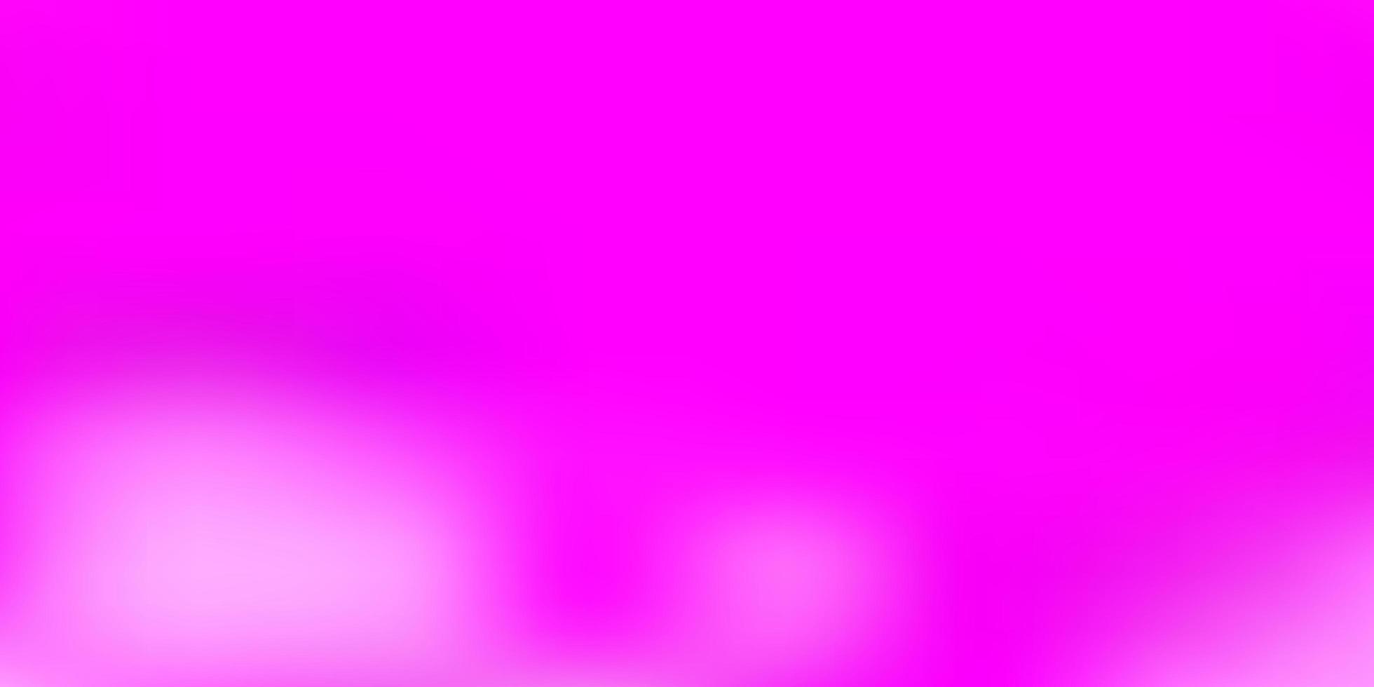 sfondo sfocato vettoriale rosa chiaro.