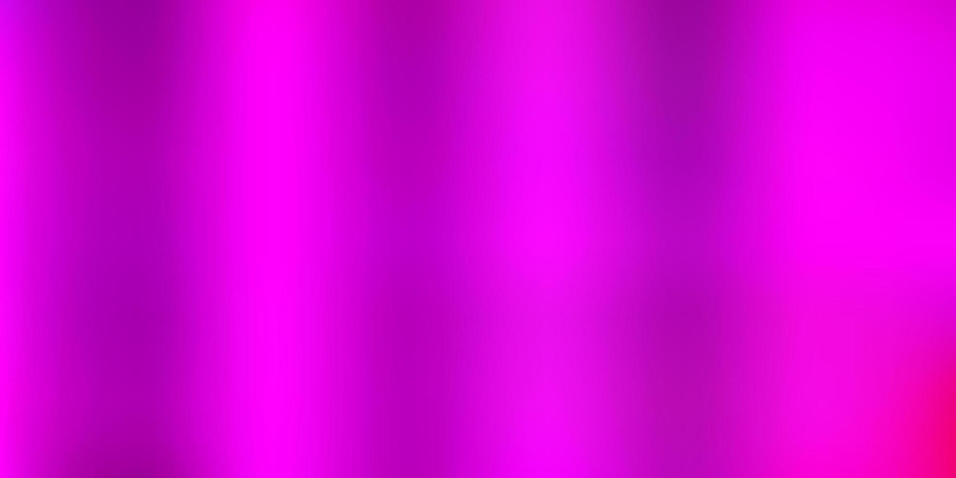 layout di sfocatura vettoriale viola chiaro, rosa.