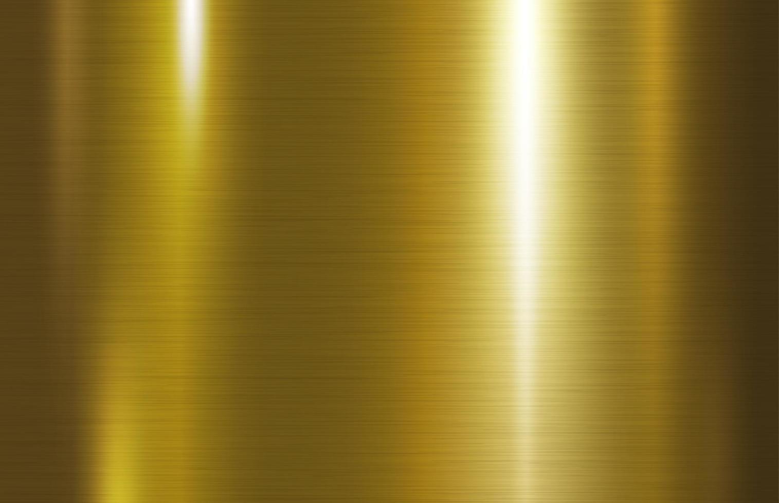 illustrazione vettoriale di sfondo texture metallo oro