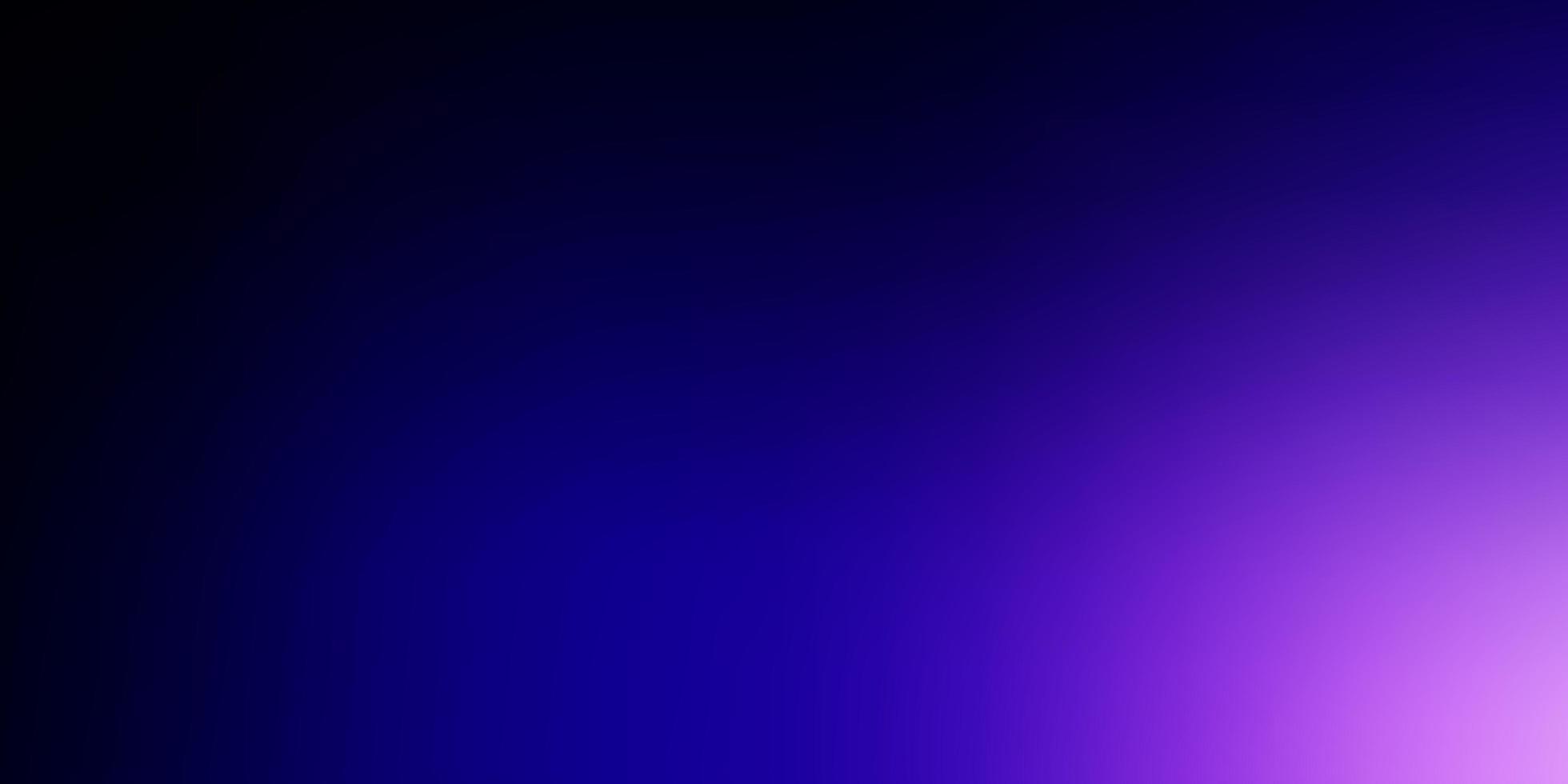 sfondo astratto vettoriale viola scuro, rosa.