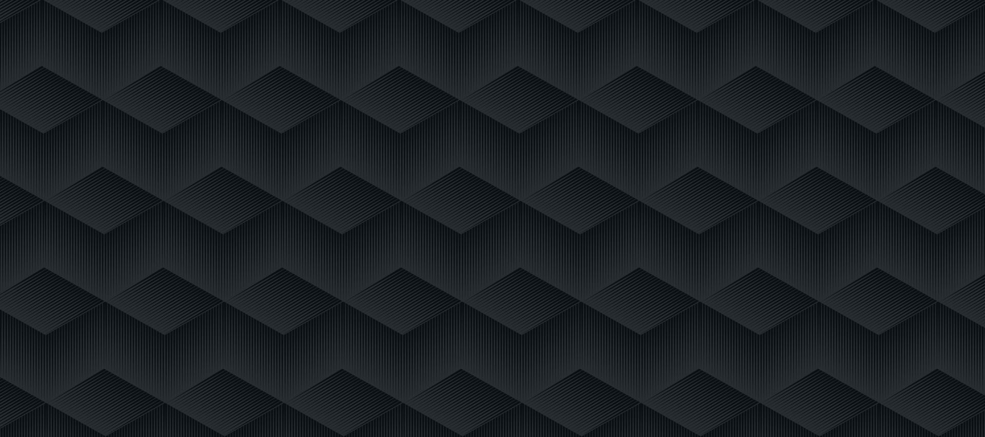 disegno astratto del modello a strisce grigie e nere del fondo di progettazione di tecnologia. modello di stile moderno elemento geometrico. illustrazione vettoriale