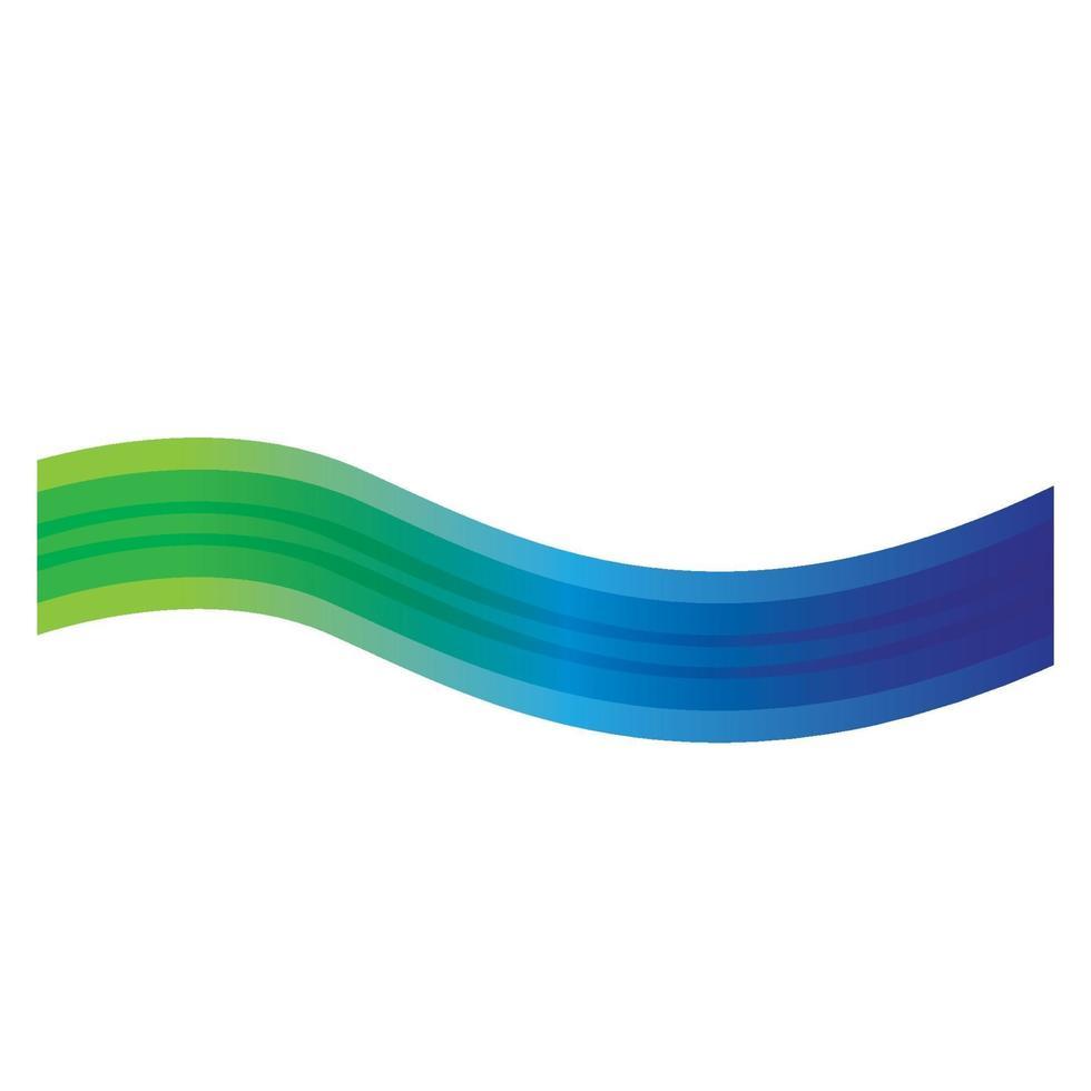 immagini di linee d'onda vettore