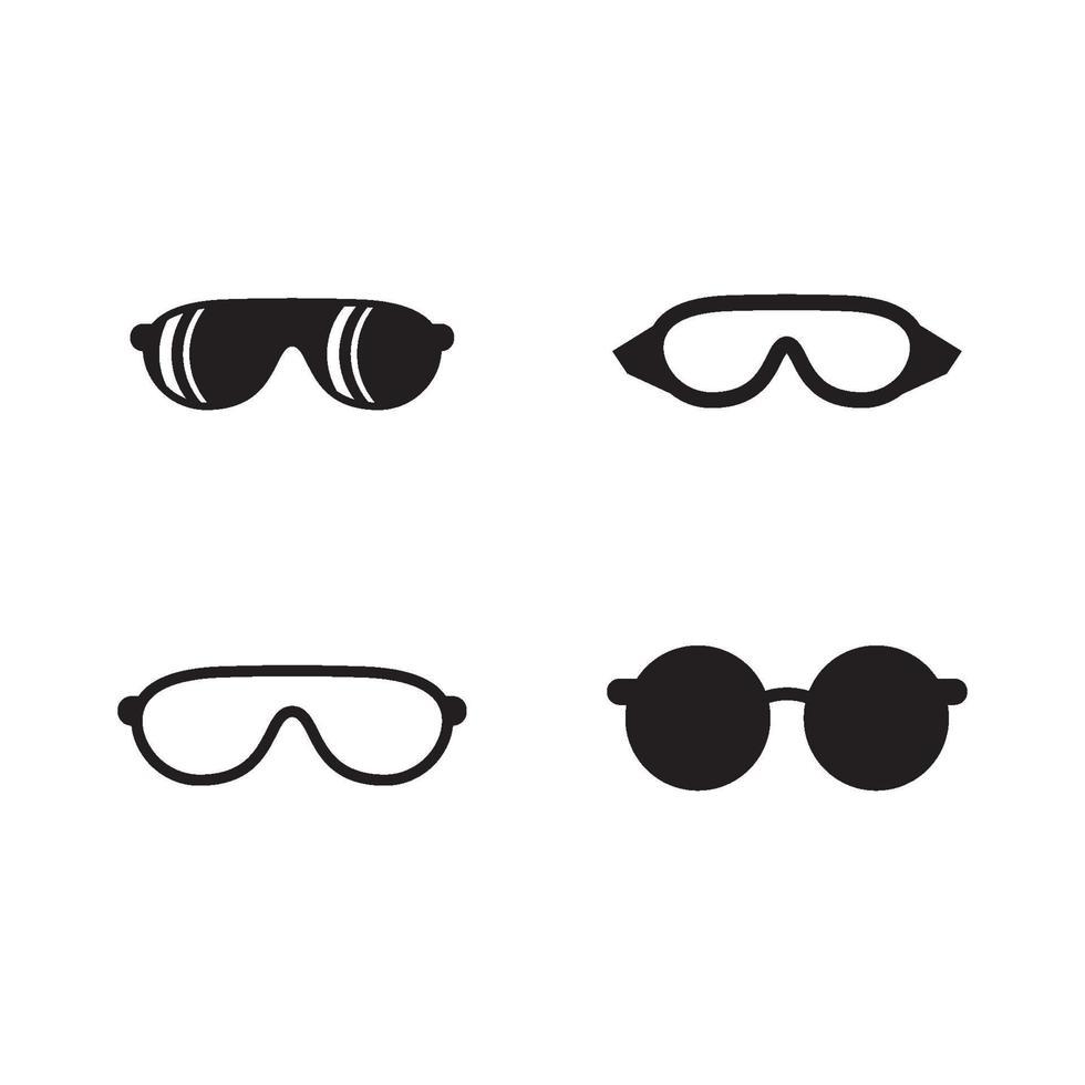 occhiali logo immagini illustrazione vettore