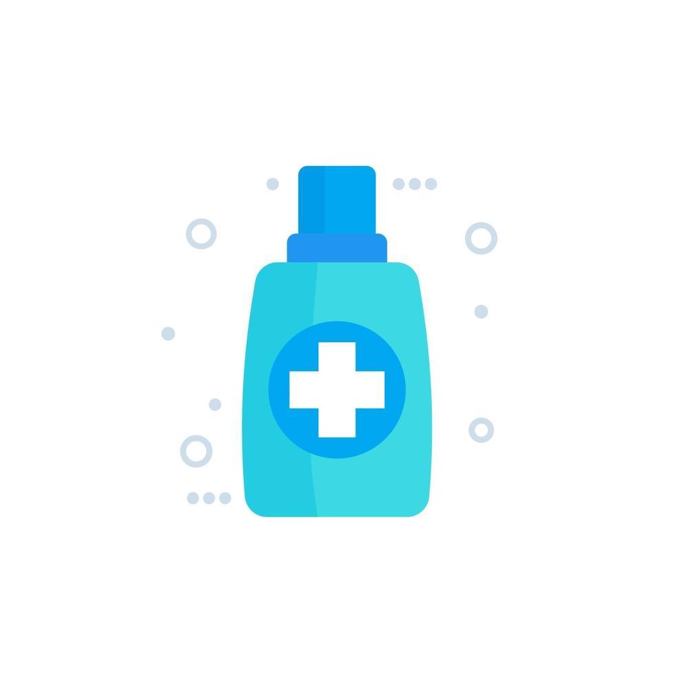 crema unguento, medicina vettore icon.eps