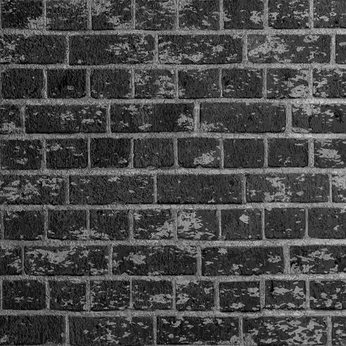 Struttura del muro di mattoni del grunge vettore