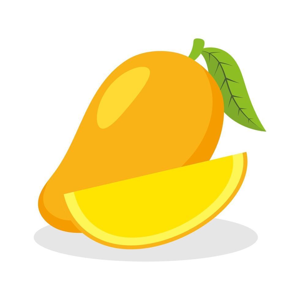 vettore di frutta mango
