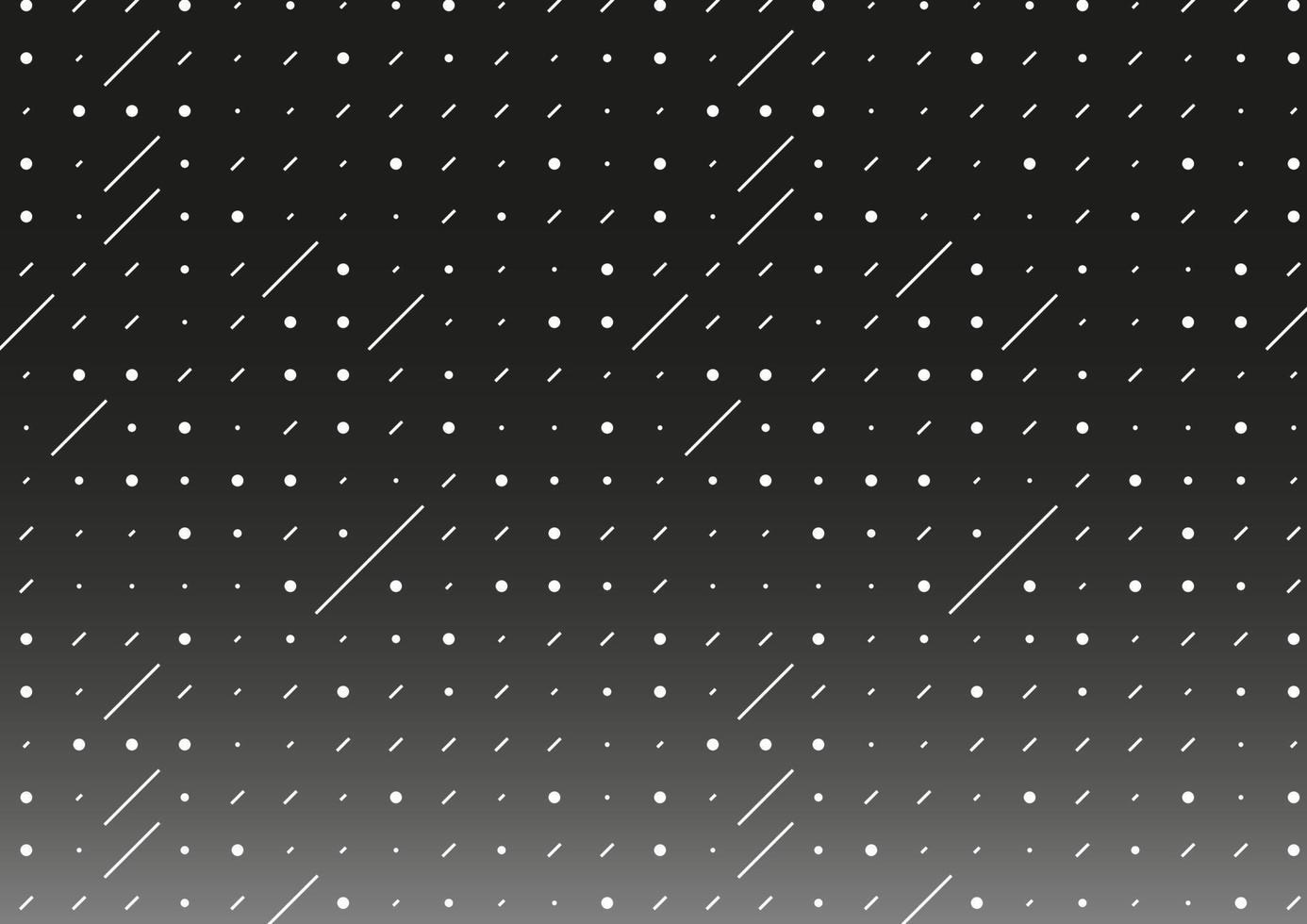 motivo geometrico piovoso con sfondo grigio sfumato. vettore
