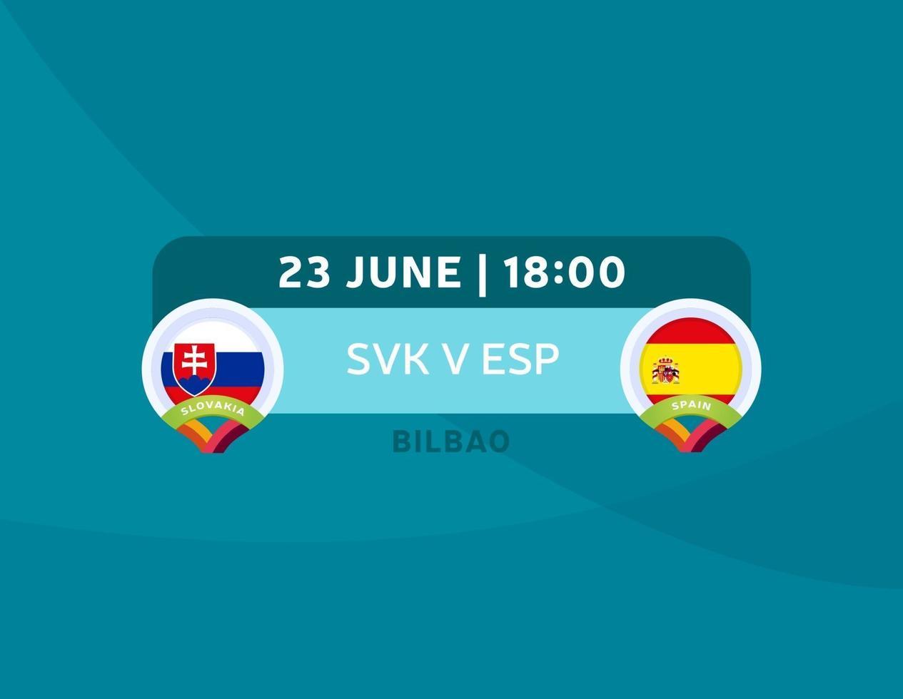 slovacchia vs spagna calcio 2153636 - Scarica Immagini Vettoriali Gratis,  Grafica Vettoriale, e Disegno Modelli