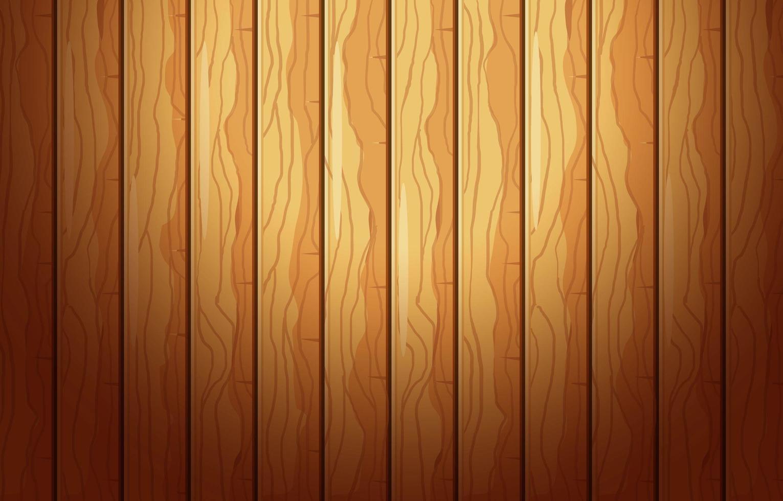 righe della priorità bassa delle plance di legno duro vettore
