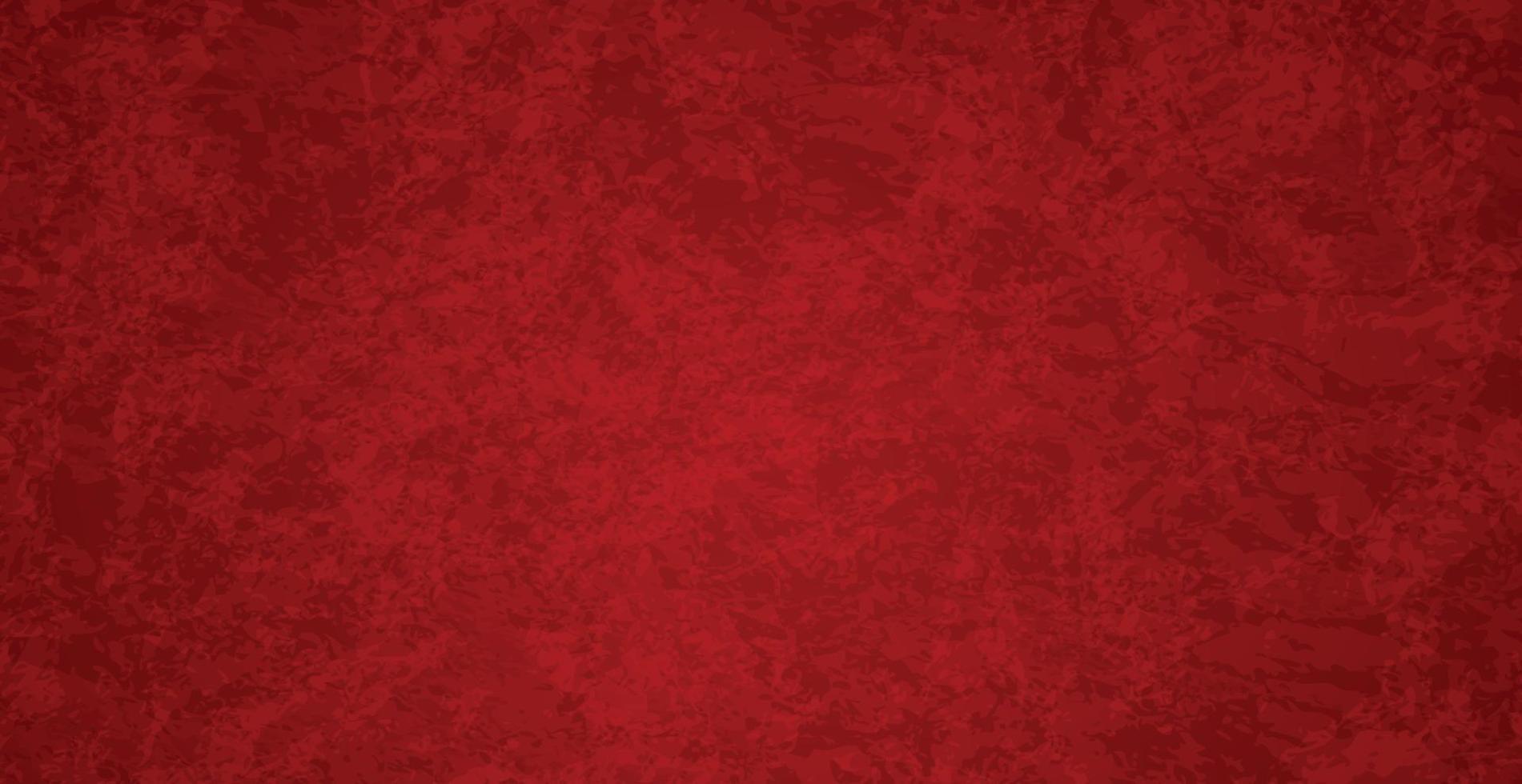 rosso astratto testurizzati sfondo web grunge - vettore
