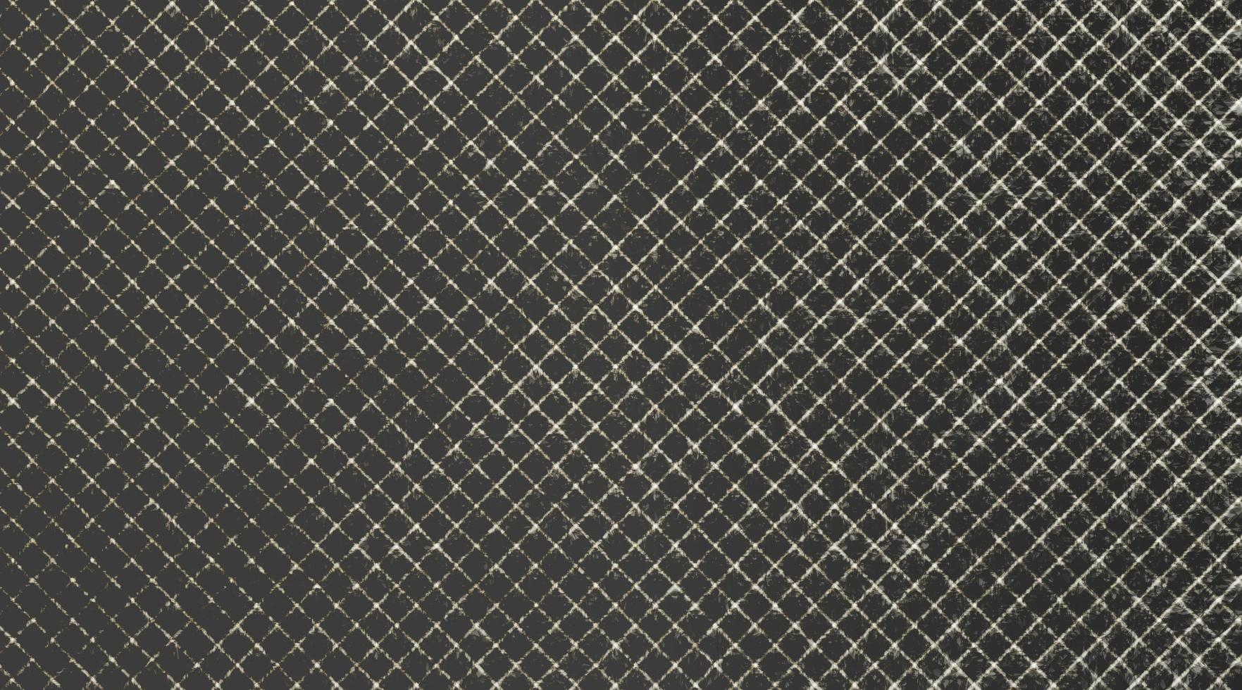 vettore sfondo griglia metallica