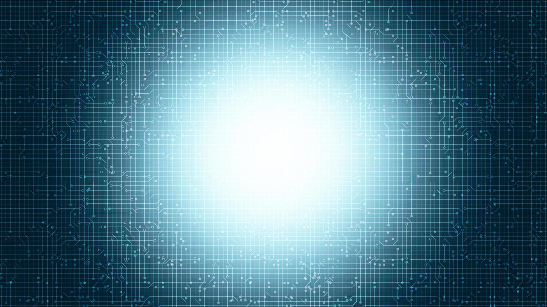 sfondo tecnologico ultraleggero, design digitale e comunicazione hi-tech, spazio libero per il testo vettore