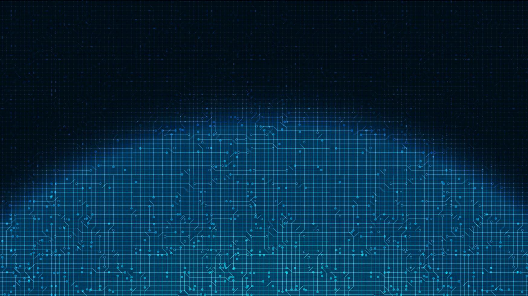 sfondo tecnologia ombra e luce, design concept digitale e comunicazione hi-tech, spazio libero per il testo vettore