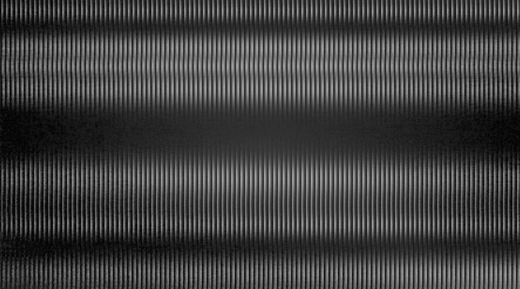 metallo nero lucido, fondo in acciaio vettore