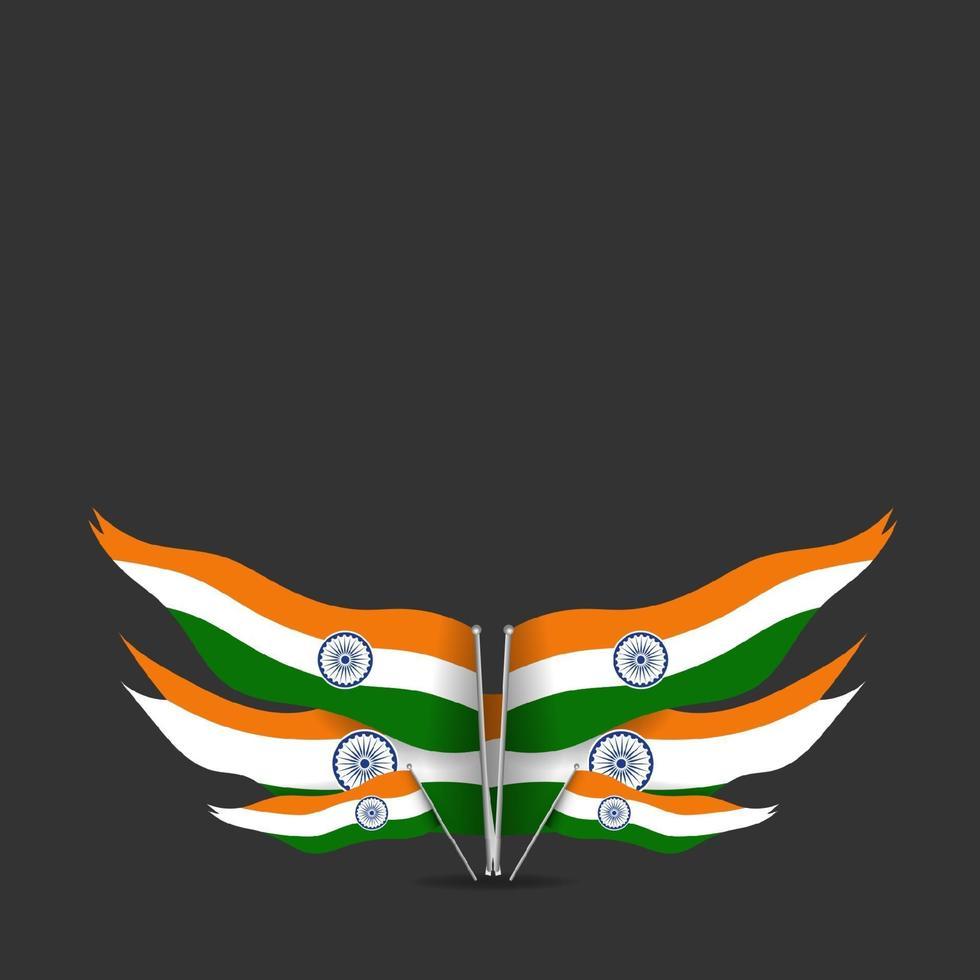 giorno della repubblica indiana vettore